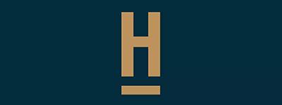 H לוגו